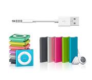 USB кабель для iPod shuffle 3,  4,  5,  6 генерации Качество!